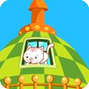 塔顶上的猫