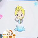 冰雪奇缘艾莎公主