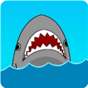 鯊魚簡筆畫