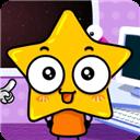 一閃一閃的星星