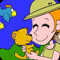和黑猩猩交朋友