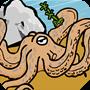 章鱼和小乌龟
