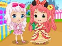 小公主游戏
