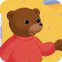 小棕熊探险记