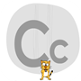 英文字母C的发音