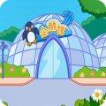 起司公主:企鹅的白肚子
