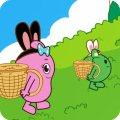咕力儿歌:小兔迷路