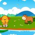 亲宝儿歌:小水牛