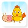 蝸牛與黃鸝鳥